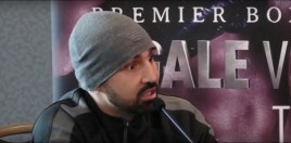 Paulie Malignaggi Gets Involved In Bizarre DeGale and Eubank Argument