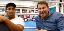 The Truth Behind The Bull Of The Anthony Joshua vs Deontay Wilder Negotiations