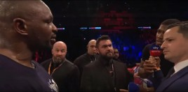 Whyte Reveals Contract Clause Joshua Wanted That Caused Talks To Collapse