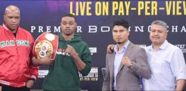 Errol Spence Jr vs Mikey Garcia Preview and Prediction