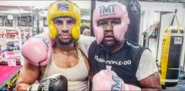Floyd Mayweather Has First Competitive Boxing Spar In Over Two Years