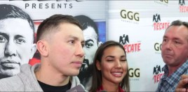 Golovkin Shuts Down False Reports About His Promoter