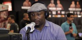 Lennox Lewis Responds To Criticism That He's Played Down Anthony Joshua