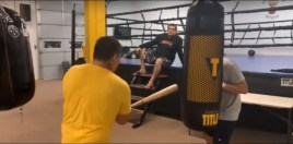 Marcos Maidana Continues To Lose Weight With Explosive Training Methods