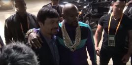 Mayweather and Pacquiao React To The Passing Of Pernell Whitaker
