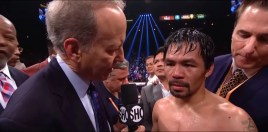 Mayweather vs Pacquiao 2 Talks Happening But PacMan Keeping Options Open