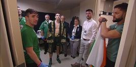 Michael Conlan's Ring Entrance Song On Patrick's Day Fight Got People Talking