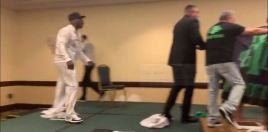 Shawn Porter's Father Kenny Had One Of The Best Reactions To A Weigh-In Ever