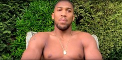 Anthony Joshua Reacts To Jarrell Miller Failed Drugs Test