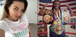 Christina Hammer Makes Bold Claim About Claressa Shields' Weight Problems