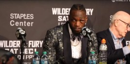 Deontay Wilder Makes Sickening Body Bag Threat Ahead Of Latest Fight