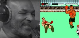Mike Tyson Goes On The Attack After Computer Game Cold Shoulder