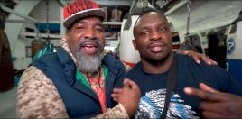Shannon Lets Go Champ Briggs Supporting Dillian Whyte's New Boxing Idea