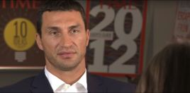 Wladimir Klitschko Set For Comeback Fight