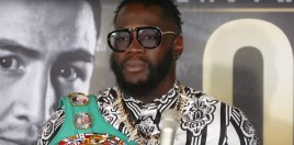 Deontay Wilder Reacts To Spence vs Porter Decision