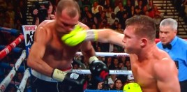 Canelo vs Kovalev Scorecards At The Time Of Stoppage Revealed
