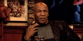 Mike Tyson Reacts To The Death Of Kobe Bryant
