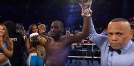 Terence Crawford Reveals Errol Spence Phone Call