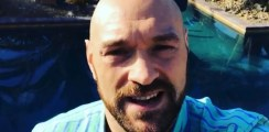 Tyson Fury Has A Message For Wilder Ahead Of Wilder vs Fury 2 Presser