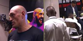 Ex Tyson Fury Trainer Makes Good Point Following Deontay Wilder Win