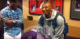 Floyd Mayweather Honors Sports Icon Kobe Bryant