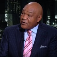 George Foreman Gives His Prediction For Deontay Wilder vs Tyson Fury 2