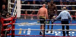 Last Minute Unexpected Move Made Before Wilder Fury 2