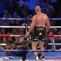 Watch: Tyson Fury Sensationally Stops Deontay Wilder In Las Vegas