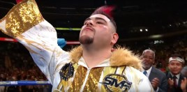 Andy Ruiz Take On The Coronavirus Has People Saying The Same Thing