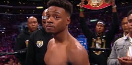 Errol Spence As Real As It Gets About His Boxing Career
