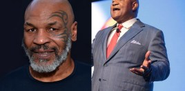 George Foreman Reacts To 53-Year-Old Mike Tyson Comeback