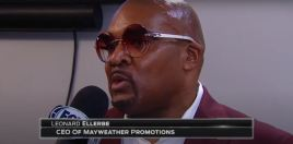 Leonard Ellerbe On Mayweather Training, Comeback and Davis vs Garcia