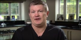 Ricky Hatton Makes A Good Point About The Corona Virus