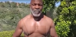 53-Year-Old Mike Tyson Leaves Comeback Door Open With Latest Post