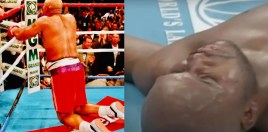 George Foreman Reveals What Won Him The Heavyweight Title At 45