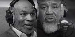 Mike Tyson and Shannon Briggs Reveal Prison Stories To One Another