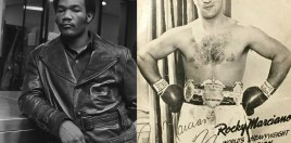 George Foreman Makes An Interesting Point About Rocky Marciano