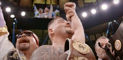 Andy Ruiz Reacts To Dillian Whyte Getting Knocked Out By Povetkin