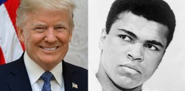 Donald Trump Makes An Ali Fight Blunder and Gets A Big Reaction