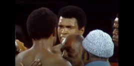 George Foreman Reveals How He Recovered From Muhammad Ali Fight