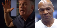 Teddy Atlas Reacts To Mike Tyson Fighting Roy Jones Jr.