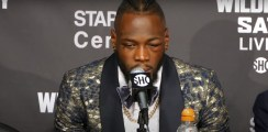 Deontay Wilder Reveals 3 Possible Opponents For 2021 If No Tyson Fury