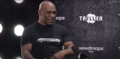 Mike Tyson's Final Words For Roy Jones Jr.