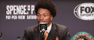 Shawn Porter Brutally Honest About Crawford Knocking Out Brook