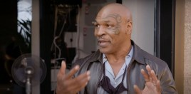 Mike Tyson Keeps It One Hundred About Life