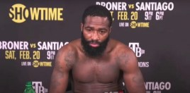 Adrien Broner and Oscar Valdez TV Viewing Number Results Are In