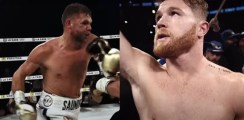 Billy Joe Saunders Reacts To Canelo Alvarez Beating Anvi Yildirim