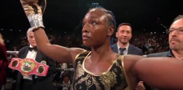 Claressa Shields Makes A Promise After The Canelo Fight