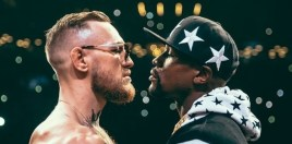 Conor McGregor Reaction To Floyd Mayweather 44th Birthday Says A Lot
