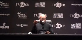 Mike Tyson Next Fight News Dropped During Canelo Fight Night